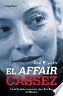 Libro de El Affair Cassez