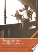 Libro de 1898: Segunda Parte. Películas De La Guerra Hispano Estadounidense