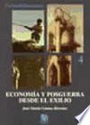 Libro de Economía Y Posguerra Desde El Exilio