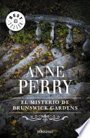 Libro de El Misterio De Brunswick Gardens (inspector Thomas Pitt 18)