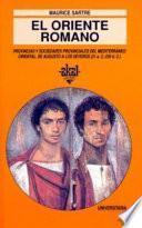Libro de El Oriente Romano