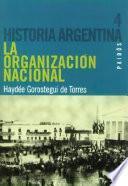 Libro de La Organizacion Nacional