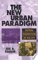 Libro de The New Urban Paradigm