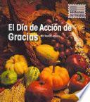 Libro de El Día De Acción De Gracias
