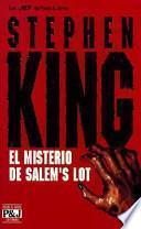 Libro de El Misterio De Salem S Lot