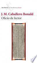 Libro de Oficio De Lector