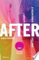 Libro de After. Almas Perdidas (serie After 3) Edición Sudamericana