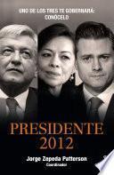 Libro de Presidente 2012