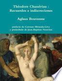 Libro de Théodore Chassériau : Recuerdos E Indiscreciones