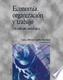 Libro de Economía, Organización Y Trabajo