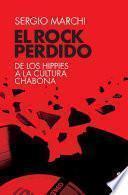 Libro de El Rock Perdido