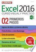 Libro de Excel 2016 – Primeros Pasos
