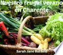 Libro de Nuestro Frugal Verano En Charente