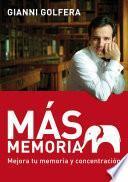 Libro de Más Memoria