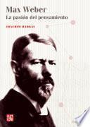 Libro de Max Weber