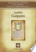 Libro de Apellido Garganta