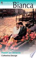 Libro de Pasión En Venecia
