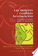 Libro de Las Mujeres Cambian La Educación
