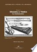 Libro de Historia De La Música En 6 Bloques : Bloque 4 : Dinámica Y Timbre : Los Instrumentos