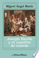 Libro de Joseph Haydn Y El Cuarteto De Cuerda