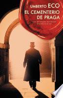 Libro de El Cementerio De Praga