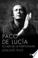 Libro de Paco De Lucía