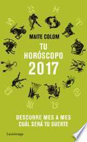 Libro de Tu Horóscopo 2017