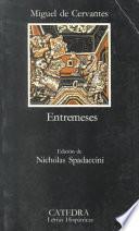 Libro de Entremeses