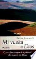 Libro de Mi Vuelta A Dios