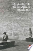 Libro de Las Categorías De La Cultura Mexicana