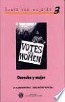 Libro de Derecho Y Mujer