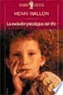 Libro de La Evolución Psicológica Del Niño