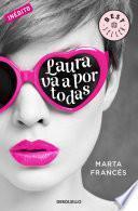 Libro de Laura Va A Por Todas