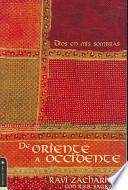 Libro de De Oriente A Occidente