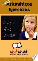 Libro de 2000 Ejercicios Aritméticos