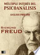 Libro de Múltiple Interés Del Psicoanálisis