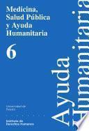 Libro de Medicina, Salud Pública Y Ayuda Humanitaria