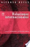 Libro de Relaciones Internacionales