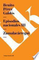 Libro de Episodios Nacionales Iii. Zumalacarregui