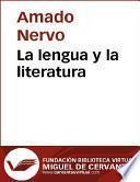 Libro de La Lengua Y La Literatura