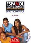 Libro de Español Segunda Lengua