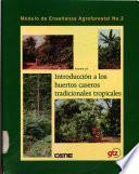 Libro de Introducción A Los Huertos Caseros Tradicionales Tropicales