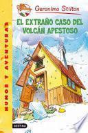 Libro de El Extraño Caso Del Volcán Apestoso