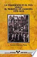 Libro de La Inquisición En El País Vasco