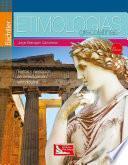 Libro de Etimologías Grecolatinas