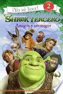 Libro de Shrek The Third: Friends And Foes (spanish Edition)