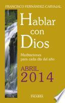 Libro de Hablar Con Dios   Abril 2014
