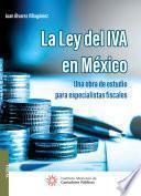 Libro de La Ley Del Iva En México