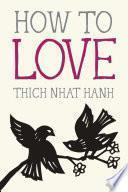 Libro de How To Love
