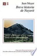 Libro de Breve Historia De Nayarit